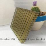 Vidrio laminado/gafa de seguridad ultra clara del vidrio/del emparedado/vidrio Tempered para la decoración