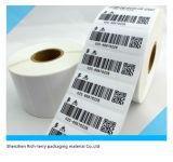Escritura de la etiqueta para los productos electrónicos