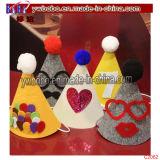 Elementi promozionali del cappello di compleanno della parte superiore del cappello promozionale del capretto (C2061)