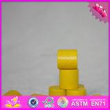 2016 Blocos de brinquedos de equilíbrio de madeira de bebê, blocos de brinquedo de equilíbrio de madeira de moda, blocos de brinquedo de equilíbrio de madeira engraçado W13D109