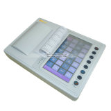 Bes-607Aのタッチ画面手持ち型ECGの監視システム