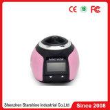 4k 360 камера действия H. 264 Viewing степени полная с WiFi