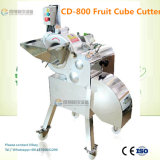 Автомат для резки кубика индустрии/резец кубика картошки овоща плодоовощ (CD-800)