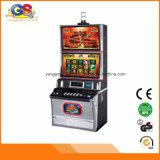 Crisol de la rueda de oro de la cabina de la máquina de juego de la fortuna