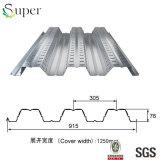 Decking composito all'ingrosso del pavimento d'acciaio/strato di Decking galvanizzato buon prezzo del pavimento d'acciaio