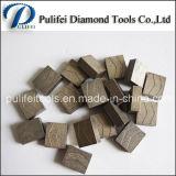 Zwischenlage-Typ multi Schicht-Granit-Marmor-Diamant-Ausschnitt-Segment