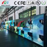 Painel de exibição LED de frente para o exterior para publicidade