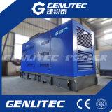 La construcción de energía de reserva! 500kw silencioso generador diesel con motor Cummins