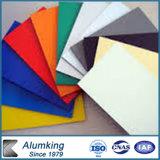Цвет Alucoworld высокий лоснистый рекламируя панель доски алюминиевую составную