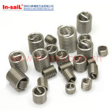 Shenzhen Insail Ss DIN 8140 Fil de fil Insertion Bobine Insert pour ISO Metric Thread Repair