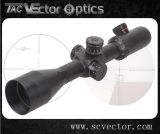 La óptica del vector Sentinel francotirador Mira telescópica W / Iluminado MP retículo Shooting Alcance para la caza de alimentación 4-16X50 / 6-24x50 / 8-32X50 / 10-40X50