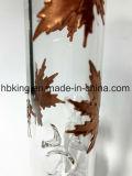 Tubulação de água de fumo de vidro do tabaco o mais novo da pintura do preço de fábrica