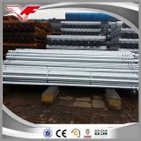 Tubo galvanizzato rotondo di ASTM A53 gr. B Q235B per costruzione
