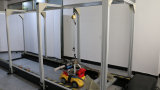 Машина испытания стойкости детской дорожной коляски динамическая (GT-M19)