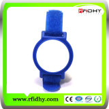 Bracelet d'IDENTIFICATION RF de la mode 13.56MHz pour Attandance