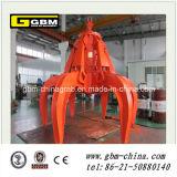 35 Tonnen-hydraulische Felsen-orange Schalen-Zupacken-Wanne