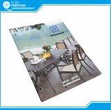 카탈로그 책 잡지 브로셔는 중국에서 인쇄했다