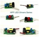 Excitador aprovado 9W do diodo emissor de luz da compatibilidade electrónica com proteção do impulso 0.9PF e 2.5kv