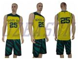 100% Polyester Sportswear Maillot manches sans manches pour homme