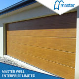 Steel di acciaio inossidabile Sectional Garage Door da vendere