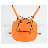 Estilo clásico Eames plástico que cena la silla
