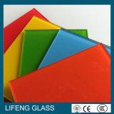 Verniciato vetro di vetro/laccato nel formato del cliente