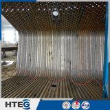 Parede personalizada da água da membrana da caldeira da boa qualidade