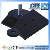 Magnete come fare i magneti rivestiti di plastica del neodimio