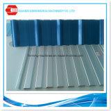 Plaque en acier galvanisée enduite en aluminium de couleur