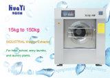 Hotel de ropa de lavandería totalmente lavadora automática para uso industrial