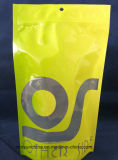 Stand up Alumínio Foil Food Ziplock Packing Snack Coffee Bag