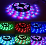 12V LED Digital Addressable LED Strip Lpd6803, RGB 다중 Color 30LEDs/M DC12V Flexible Lpd6803 LED Strip Light