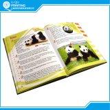 Stampa del libro con copertina rigida con il rivestimento di polvere