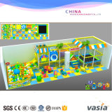 Speelplaats van het Speelgoed van de Speelplaats van kinderen de Zachte Plastic voor het Hete Verkopen