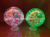Bulbo colorido da lâmpada do fogo-de-artifício do diodo emissor de luz do produto 2016 novo