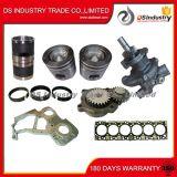 Injecteur d'essence courant de longeron de Denso de moteur diesel de camion 095000-6700
