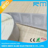 13.56MHz étiquette de collant/étiquette d'IDENTIFICATION RF d'à haute fréquence NFC Ntag216 pour l'E-Paiement