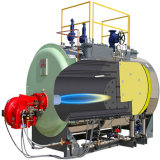 2.8MW 0.7MPa 두 배 드럼 생물 자원에 의하여 발사되는 온수 보일러