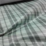 tela al aire libre tejida 40d 100% del poliester del telar jacquar de Oxford de la verificación del llano de la tela escocesa de la tela cruzada del Dobby (X017)