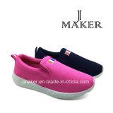 Zapatos ocasionales vendedores calientes jm2058 de los cabritos de la manera