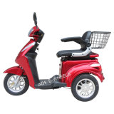 Tricycle électrique de style simple fiable de 500W, Scooter électrique à 3 roues (TC-022)