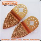 Energien-oszillierende Hilfsmittel-Schaufeln, hartgelötete Karbid-Finger-Raspel