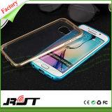 Cajas promocionales del teléfono celular del regalo del marco de PC+Metal/caso móvil para Samsung