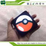 Batería de carga rápida al por mayor 6000 mAh de la potencia de Pokemon con la luz del LED