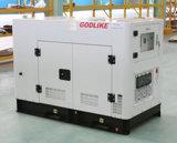 генератор 10kVA охлаженный водой тепловозный для сбывания (YD380D)