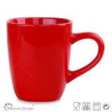 Tazza di caffè di ceramica della glassa di colore del gres