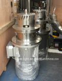 Da parte inferior sanitária do tanque do aço inoxidável de produto comestível misturador elevado da tesoura