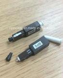 6dB de Dempers van de Optische Vezel van Sc/St/FC/LC