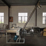 Carregador do parafuso para a pelota do carregamento na máquina da extrusora