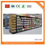 Metalleinzelnes seitliches Supermarkt-Regal 08159